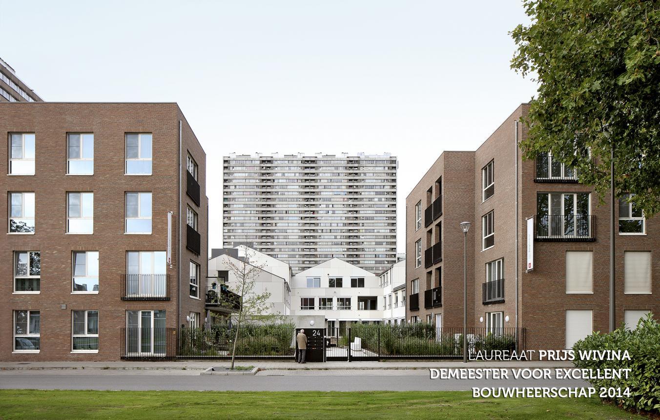 Wat doet ecologisch bouwen met de architectuur de architect for Dujardin willems