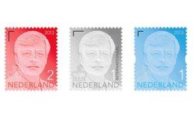Studio Job ontwerpt Koninklijke postzegel
