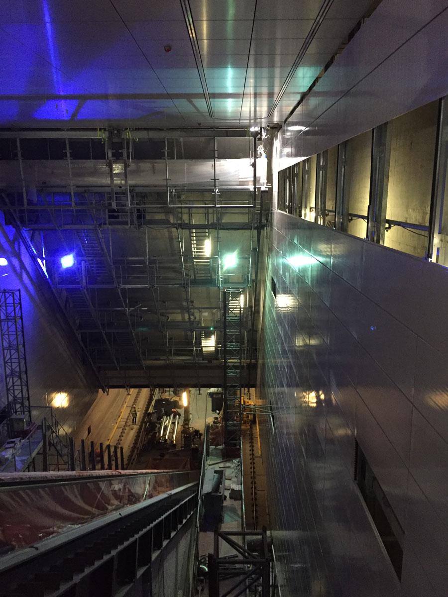 Station Vijzelgracht Noordzuidlijn