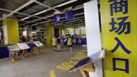 Nu ook valse Ikea ontdekt in China