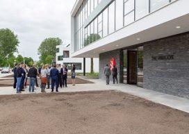 Oplevering The Pavilion door Powerhouse Company