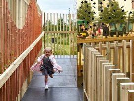 pH+ Architects ontwerpt experimentele pop-up tuin