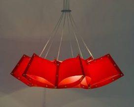 Lamp Bout door Roland van Wanrooij en Pieter van der Veen