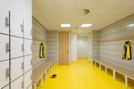 Nieuw trainings- en opleidingscentrum Vitesse