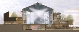 Kempe Thill transformeert wintercircus Mahy in Gent