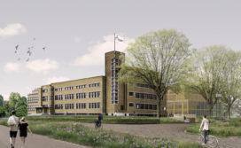 THV Atelier Kempe Thill – aNNo winnen opdracht hogere Zeevaartschool Antwerpen