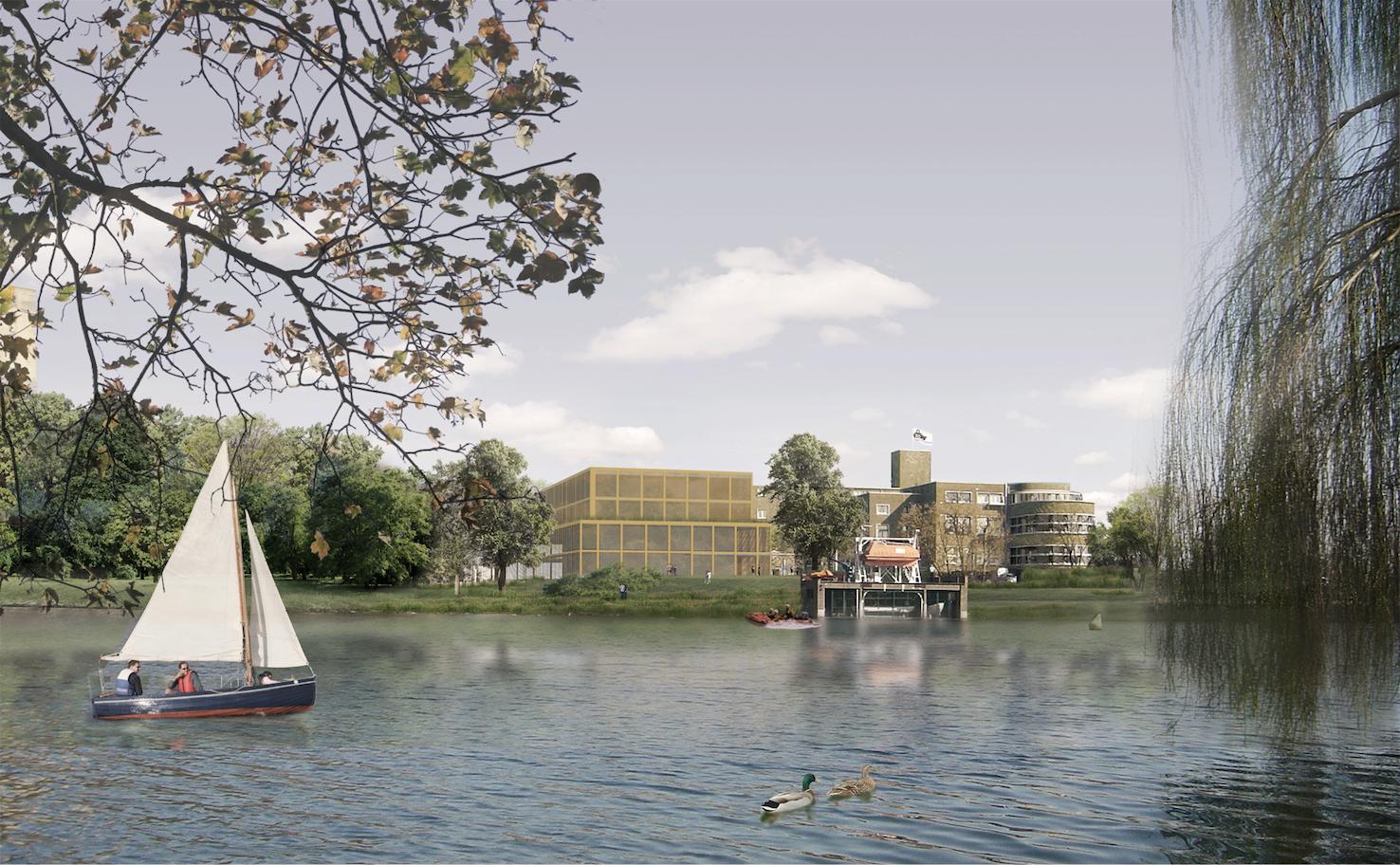 Kempe Thill Zeevaartschool Antwerpen