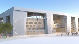 Renovatie Frans stadium EK 2016