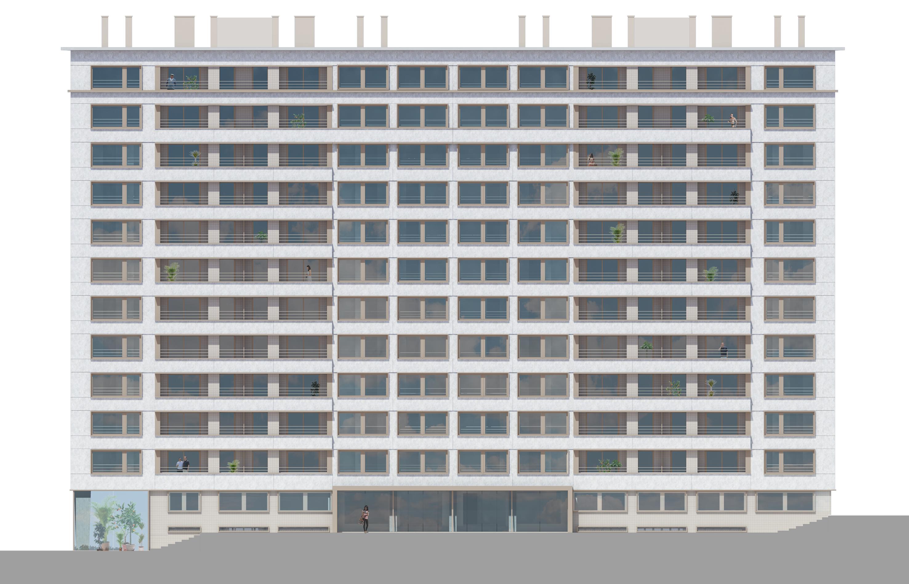 Atelier Kempe Thill wint renovatieopdracht in Brussel
