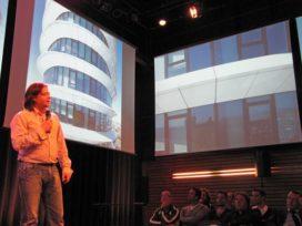 Meet de Architect voor het eerst in Pakhuis De Zwijger Amsterdam