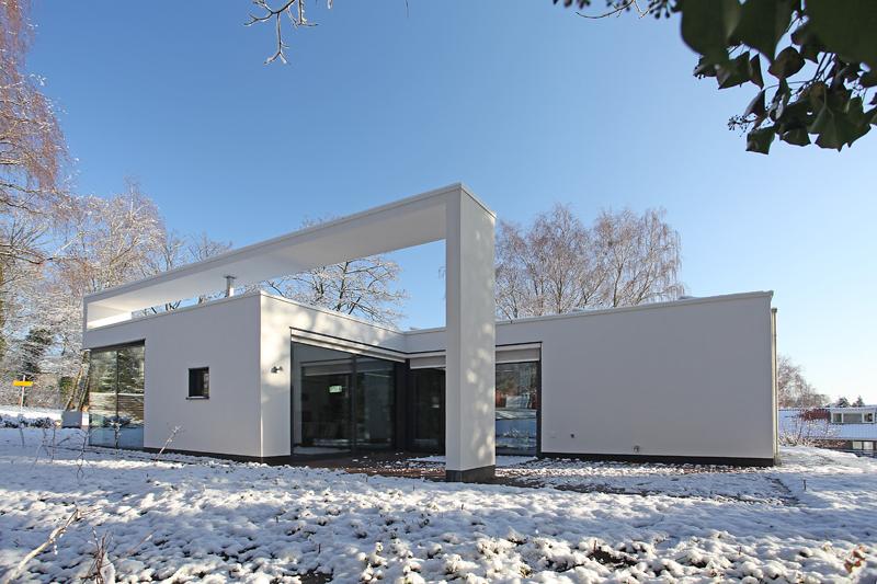 Pilotwoning het dorp in arnhem de architect - Keuken ontwerp lineaire ...