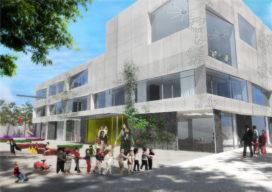 Flexibel, kostenbesparend en energiezuinig schoolgebouw