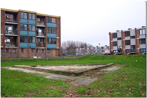 Verloedering in Zwolle