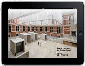 Jaarboek Architectuur in de iBookstore