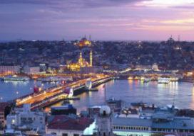 Agendatip: Istanbul. Antwerpen. Twee havens. Twee steden.