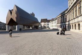 Belgische prijs voor Architectuur 2015