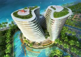KuiperCompagnons wint gedeelde prijs ontwerpwedstrijd kantoorgebouw Jakarta