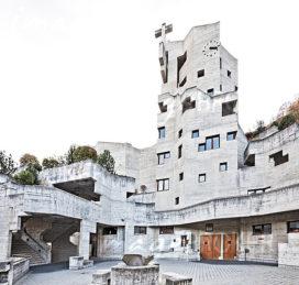 Goddelijk brutalisme
