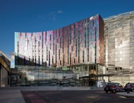 Jestico + Whiles levert Aloft Hotel op in Londen