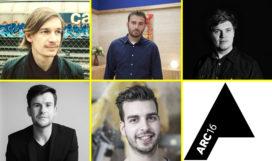 Vijf nominaties ARC16 Jong Talent Award bekend