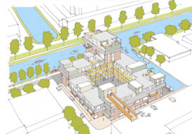 Junoblok Haagse Binckhorst wordt woonlocatie