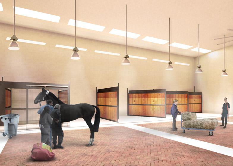 De Ark Animalterminal JFK door Gensler - Render Ster van de Week-4