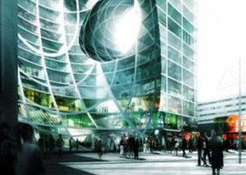 Multi presenteert aangepast plan Forum Rotterdam