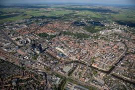 Karres en Brands: plan waterfront Leeuwarden