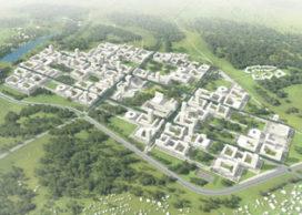 KCAP wint prijsvraag voor zuidelijke rand van Olympisch Park Beijing
