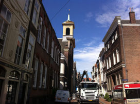 Bonifatiuskerk Dordrecht op Transformatieplein