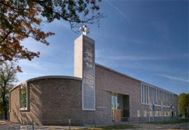 diederendirrix ontwerpt kloosterkerk Nijmegen