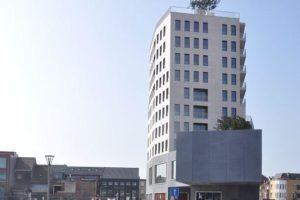 Winkelcentrum K in Kortrijk (B) door Robbrecht en Daem architecten