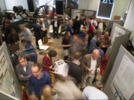 Presentatie kanshebbers bezoekerscentrum Kinderdijk