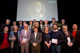 Uitreiking Arie Keppler Prijs 2014