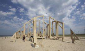 Zandwacht: tussen kunst, architectuur en landschap