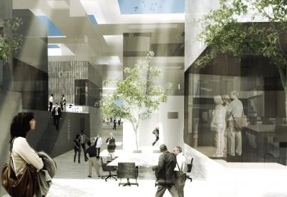 Klimaatschool Inzending Archiprix NL 2013