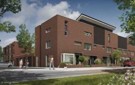 Bouwstart 47 woningen in De Entree Haarlem