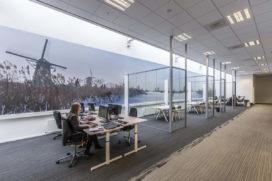 Oer-Hollands interieur voor KNSB