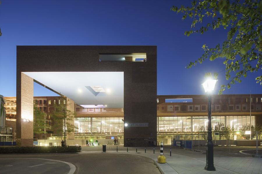 Koen van Velsen onderscheiden met Architect van het Jaarprijs 2016