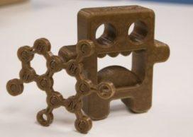 3D printen met koffieafval