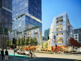 Rem Koolhaas ontwerpt in San Francisco