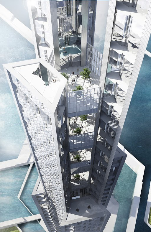 Sky Mile Tower Tokio moet hoogste gebouw ter wereld worden