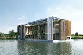 Drijvend huis op IJburg krijgt geen ligplaats