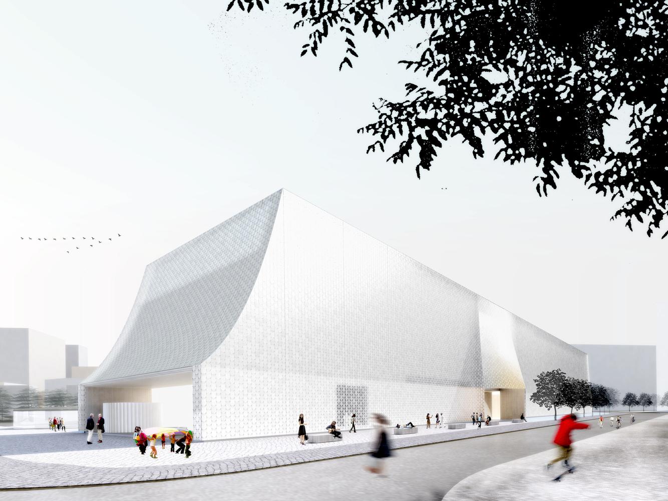 Lahdelma genomineerd voor Lets Museum