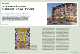 Las Arenas in Barcelona door Rogers Stirk Harbour + Partners