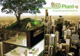 Elektriciteit uit planten wint Duurzame Innovator Pitch 2013