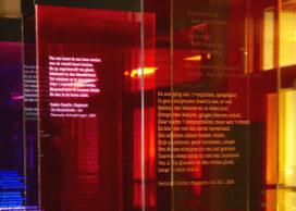 Opening permanente expositie Letterkundig Museum