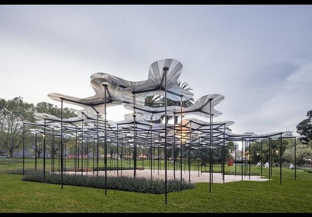 Levete Pavilion Melbourne