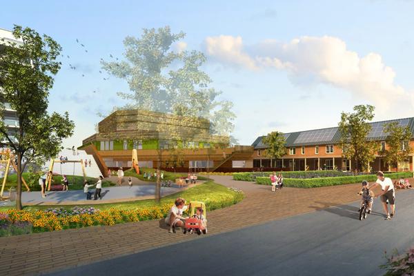 LIAG Architecten_Prinses Máxima Centrum voor Kinderoncologie in Utrecht
