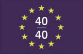 Europe 40 under 40 laureaten voor Next en Bleumink